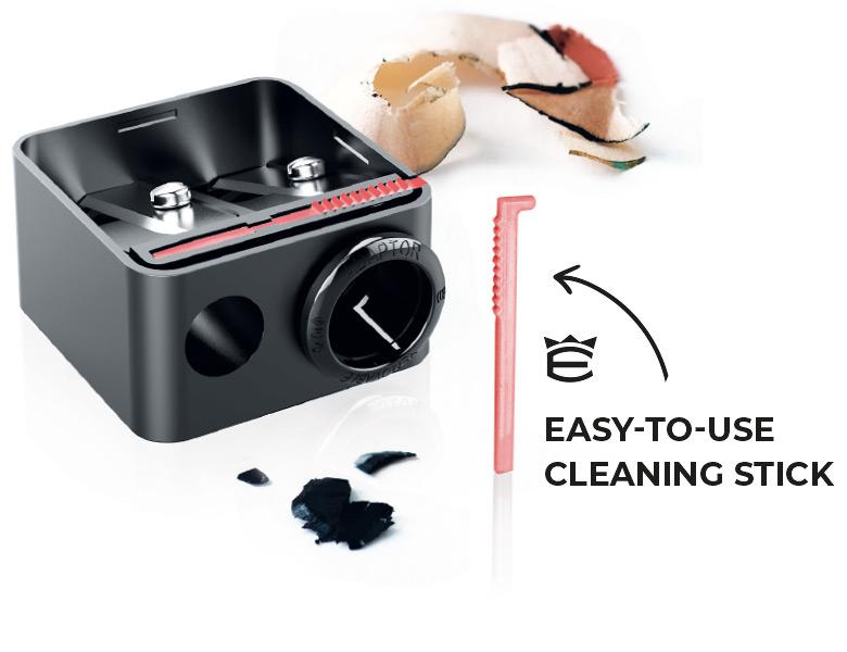 eisen cosmetic sharpener - cleaning stick