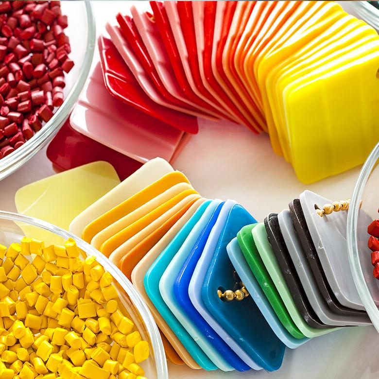 Eisen Spitzer Produktionsfarben
