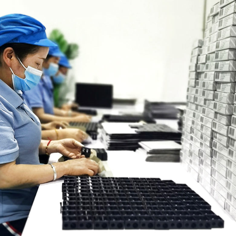 Eisen Spitzer Produktion China