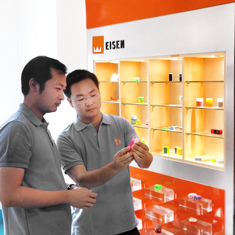 Eisen Spitzer Produktion China 2
