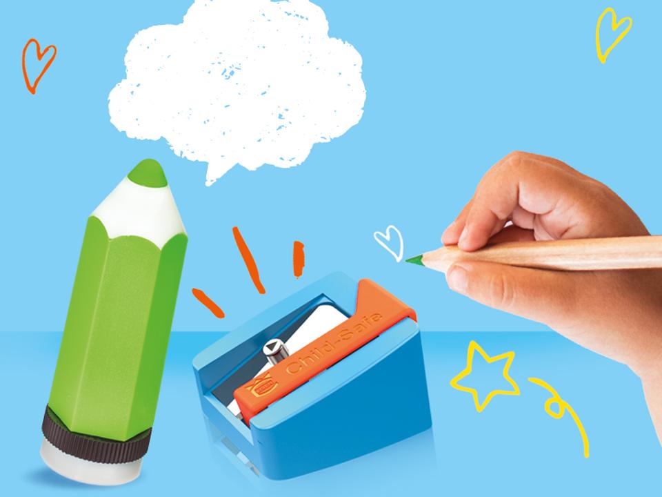 eisen pre-school sharpeners