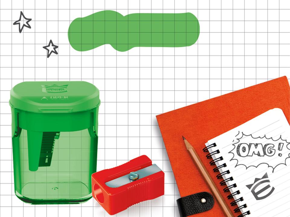 eisen school&students sharpeners