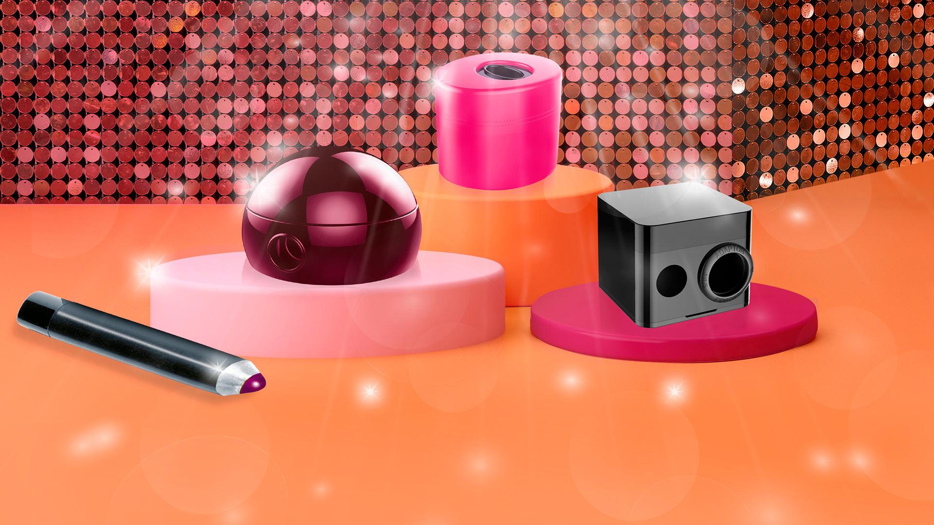 eisen cosmetic sharpeners