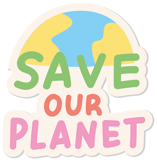 ecoline sharpener save our planet icon