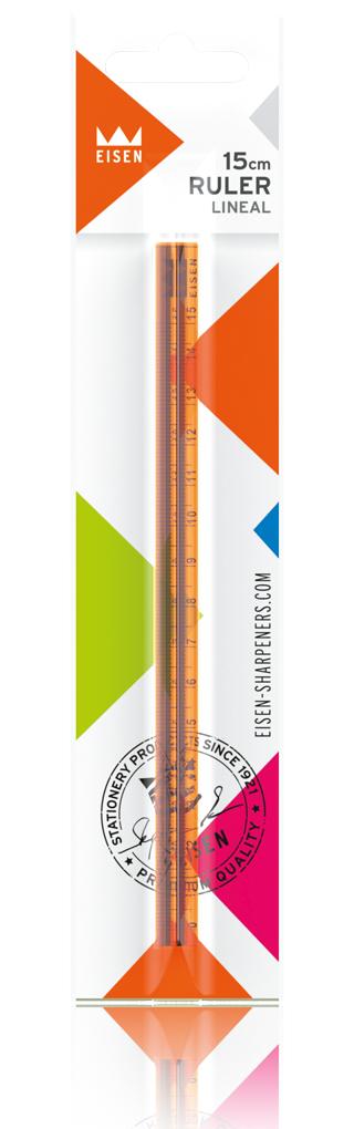 Inspirationen-Color-Line-Ruler-Master-L116-Orange